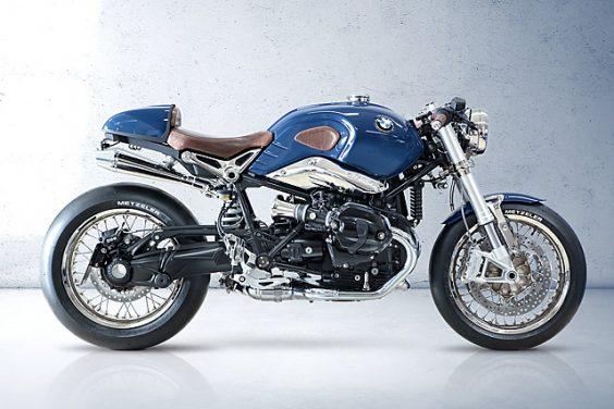 'One.Sixteen' BMW R nineT – Chandlers Bikes