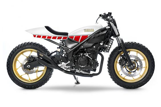 Yamaha MT-03 – Kingston Customs