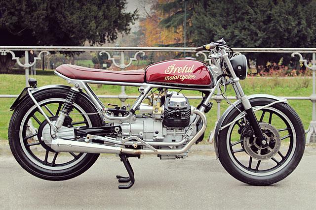 81 moto guzzi v35 ireful motorcycles. Black Bedroom Furniture Sets. Home Design Ideas