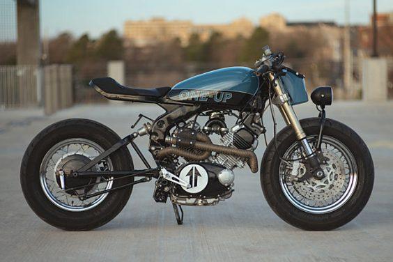 '83 Yamaha XV500 –One-Up Moto Garage