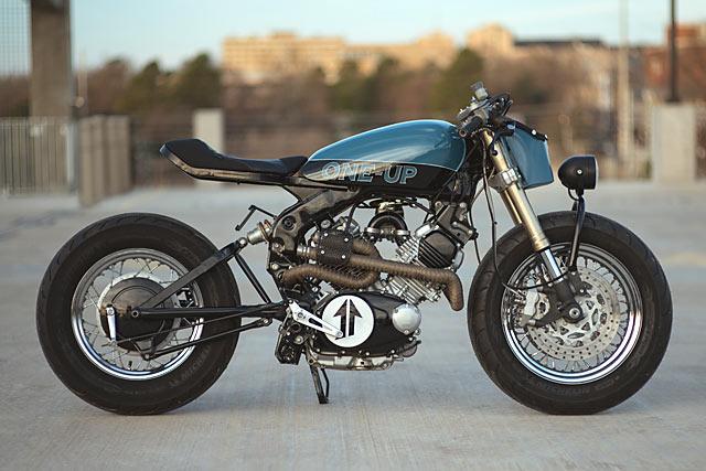 Motorcycle Yamaha Virago Part