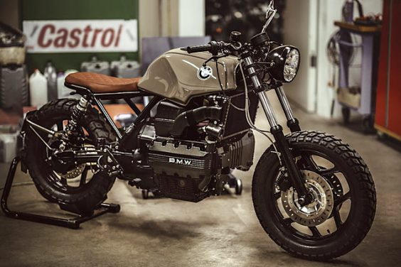 'Sir Ulrich' BMW K100 – NCT Motorcycles