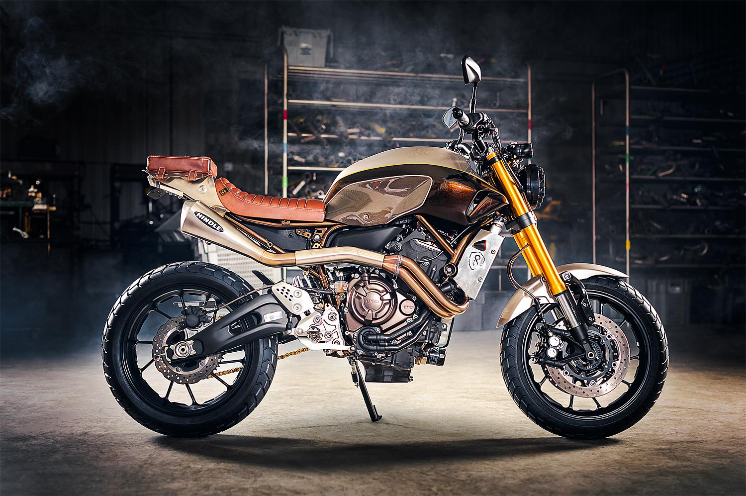 6040 Yamaha Mt 07 Scrambler Origin8or Cycles Pipeburncom