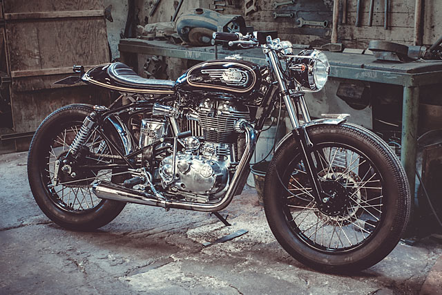 Cafe Racer Maker