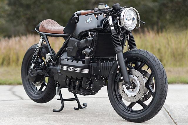 Bmw K100rs Cafe Racer Hageman Motorcycles Pipeburn Com