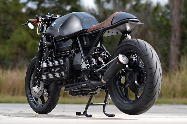 BMW K100RS Cafe Racer - Hageman Motorcycles - Pipeburn com