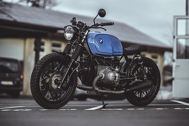 Buffalo 81 Bmw R100rs Scrambler Nct Motorcycles Pipeburn Com