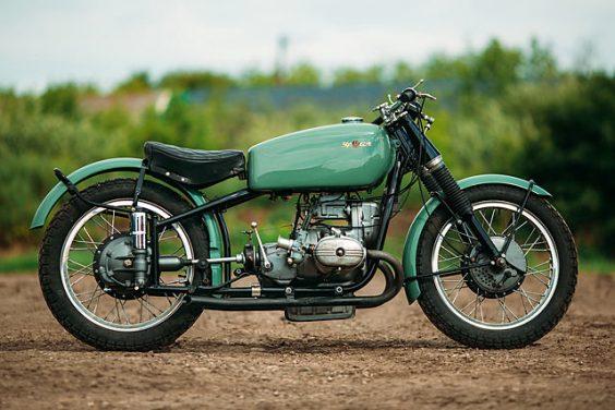 1960 Ural M-52S – Motoworld