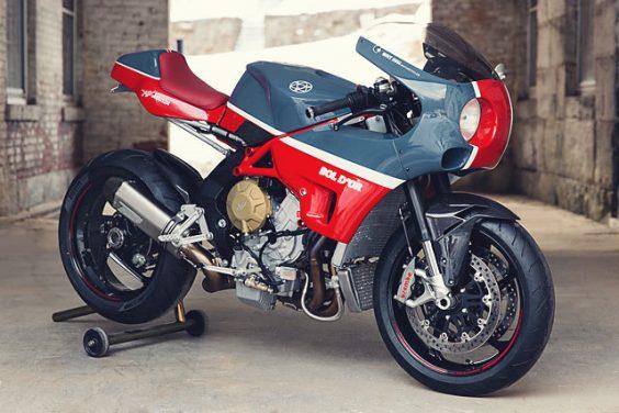 'Roman's Bol d'Or' MV Agusta F3 Racer – Walt Siegl Motorcycles