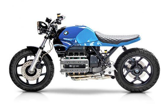 '85 BMW K100 Brat Scrambler – MotoRelic