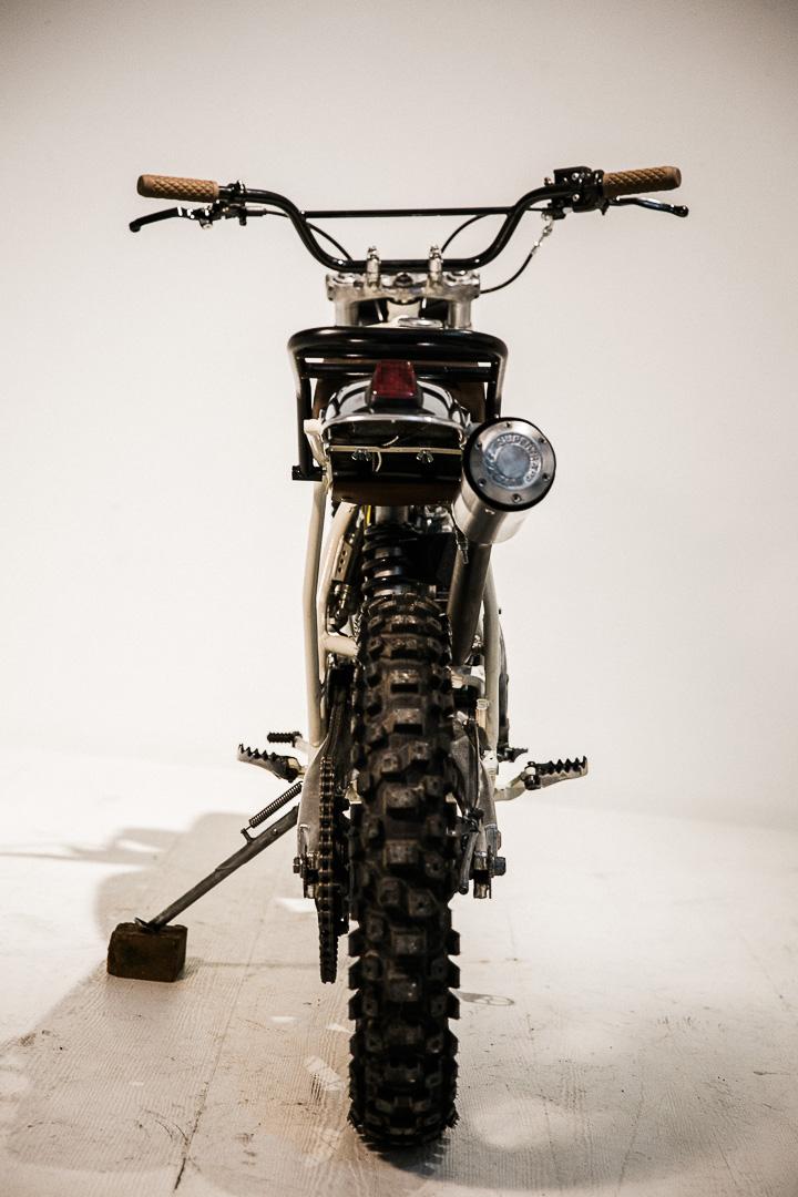 Everyday Friend\' Honda XR250 Scrambler - Red Clouds Collective ...