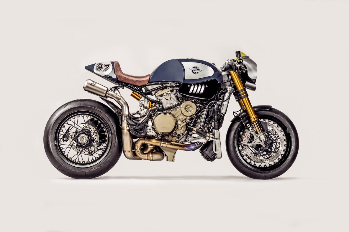 Kawasaki Cafe Racer Parts Uk