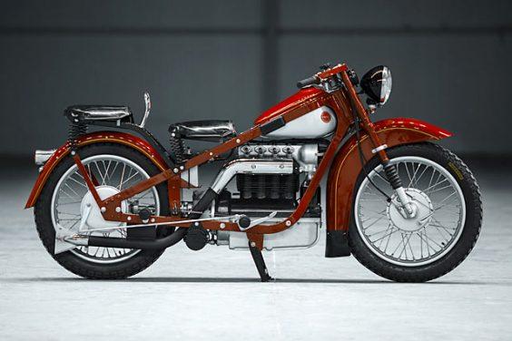 1938 Nimbus 750 Straight 4 – Motoworld