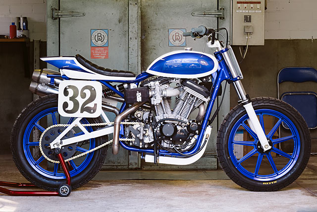 Harleys Original XR750s Are The Stuff Of Legend With A Winning Streak That Started In 1972 And Is Still Being Felt Flat Tracking Today Many Argue