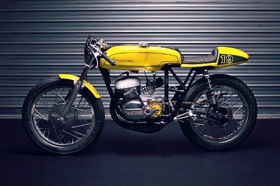 1966 Bultaco Campera 175 Racer – Freeride Moto