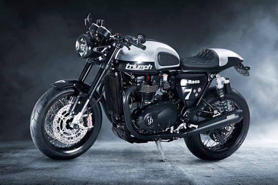 """""""T-Race 1200"""" Triumph Thruxton R – Städler Motos"""