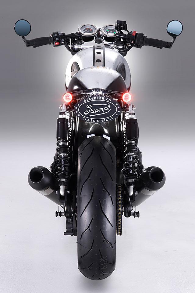 T Race 1200 Triumph Thruxton R St 228 Dler Motos