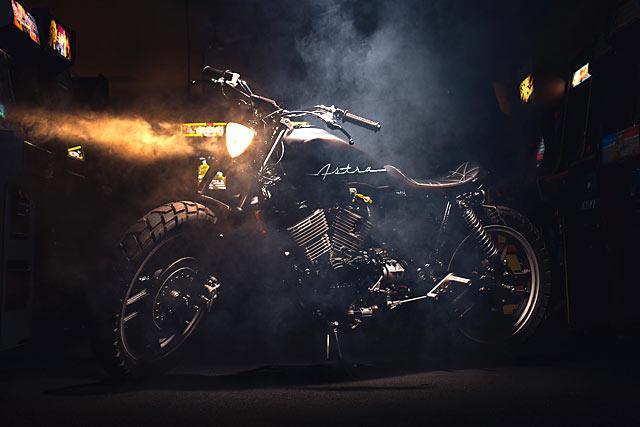 Roid Rage Oneup Moto's Arcadeinspired Honda Vt500 Tracker. Oneup Moto Garage Is A Solo Adventure Into The World Of Custom Bike Building By Taylor Art Henschell Gratefully Assisted Partner Arden Kvern. Honda. 1984 Honda Vt500c Wiring Headlight At Scoala.co