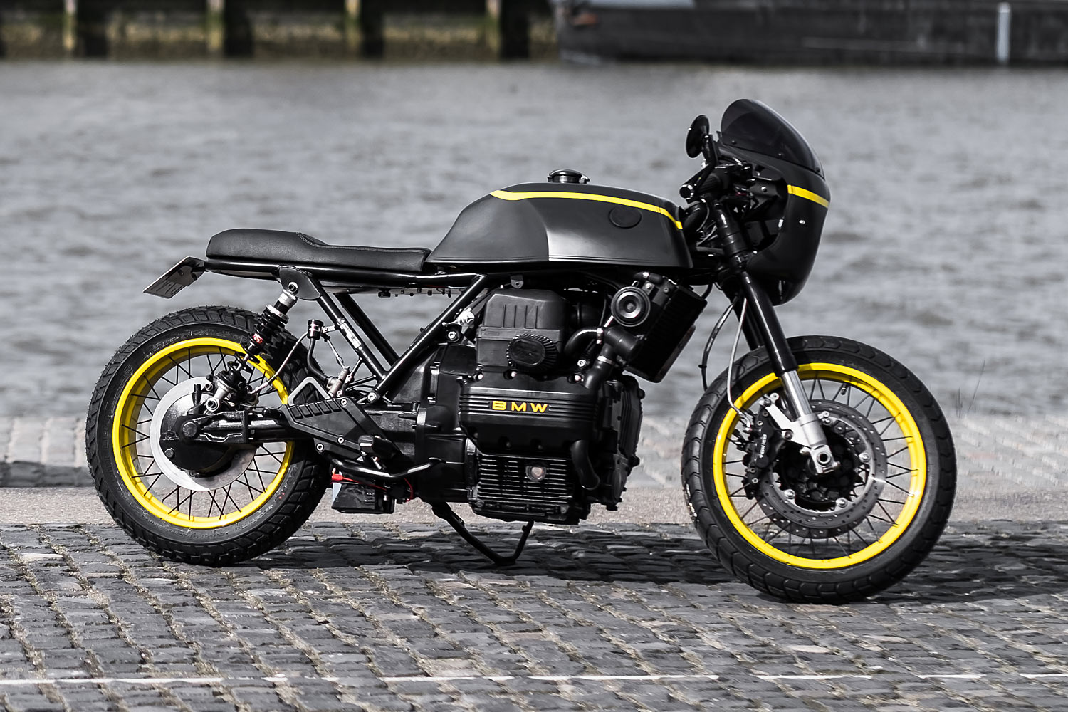 1987 bmw k75 cafe racer moto adonis. Black Bedroom Furniture Sets. Home Design Ideas