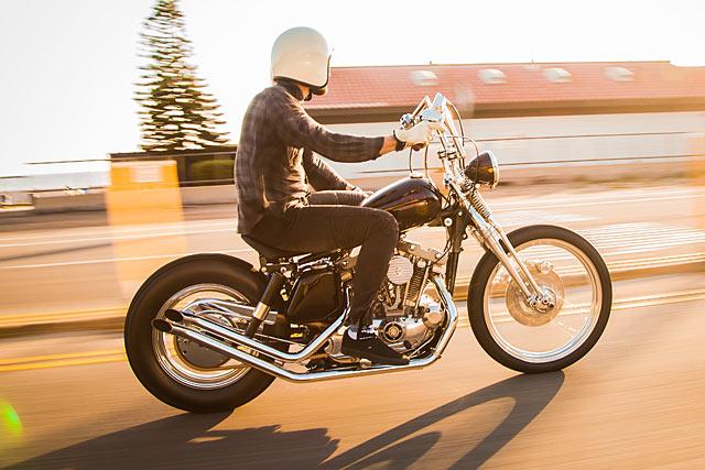 Motorräder 2019