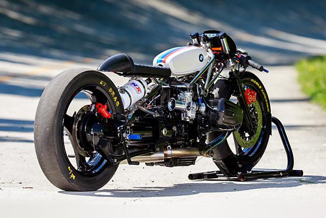 Das Gas Kraftstoffschmiede S Nitrous Bmw R850r Sprint Racer Pipeburn Com