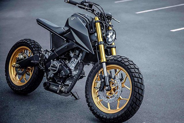 Yamaha Custom Bikes For Sale