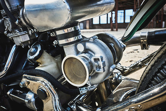 Aluminum Air Battery >> EXPRESSO. A Turbo Honda CX500 Cafe Racer From Kingston ...
