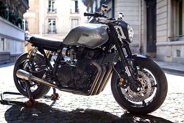Meet The Arm Breaker Yamaha XJR1300 By Frances Bad Winners