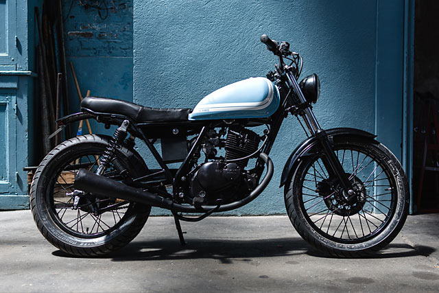 Immodest Mouse  Bad Winners Think Big With A Suzuki Gn125