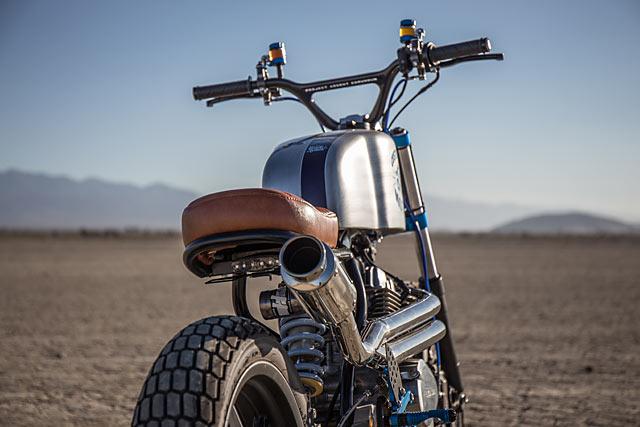 HELP, HELP ME HONDA  JSK Moto's Surfin' 250 Honda Rebel