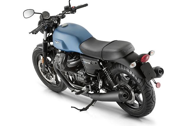 Moto Guzzi Stone V Iii