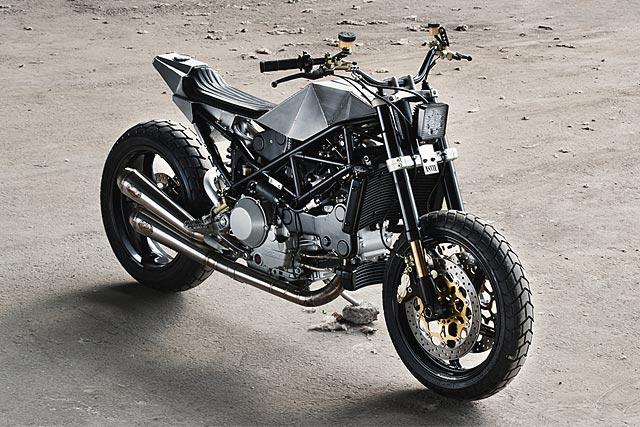 Anvil Motociclettes Warthog Ducati S4R Tracker