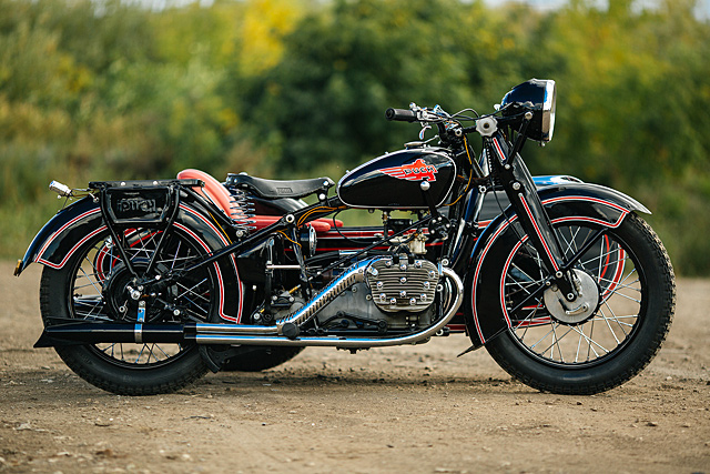 In the midst of the false calm between the two World Wars, the then twenty-nine-year old Puch bicycle, motorcycle and moped manufacturer was merged with ...