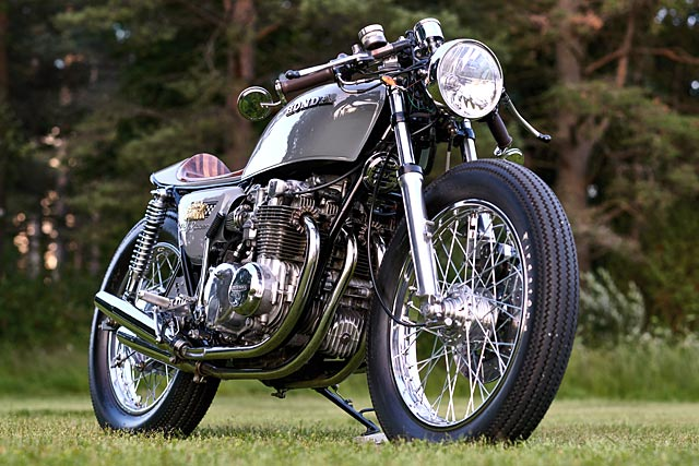 Cool Cafe Racer Ideas