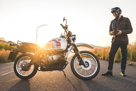 MOTO PHOTOS: South Africa's Devin Paisley
