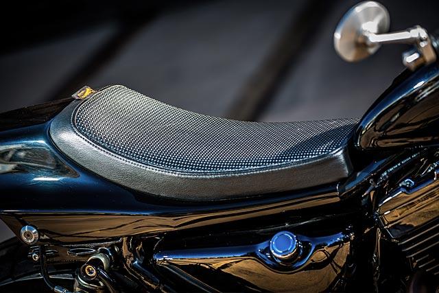 Harley Street For Sale San Diego >> MIDNIGHT EXPRESS. Mule Motorcycles' Mean Harley Sportster Street Tracker - Pipeburn.com