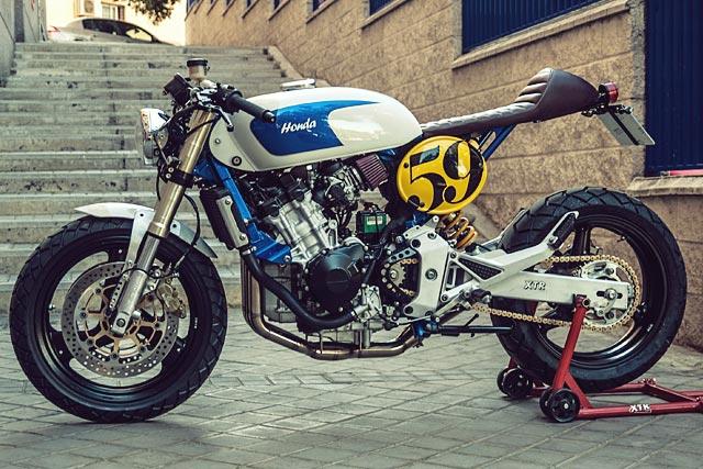 Cafe Racer Motorcycle Kit