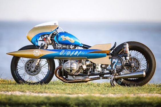 BIG BANG THEORY. Lucky Cat's 'Bombinette' BMW Sprint Racer
