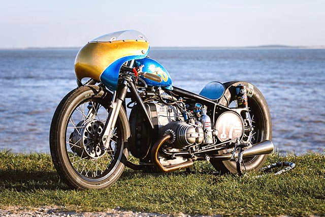 Blind bike bmw cafe racer t for Garage bmw en france