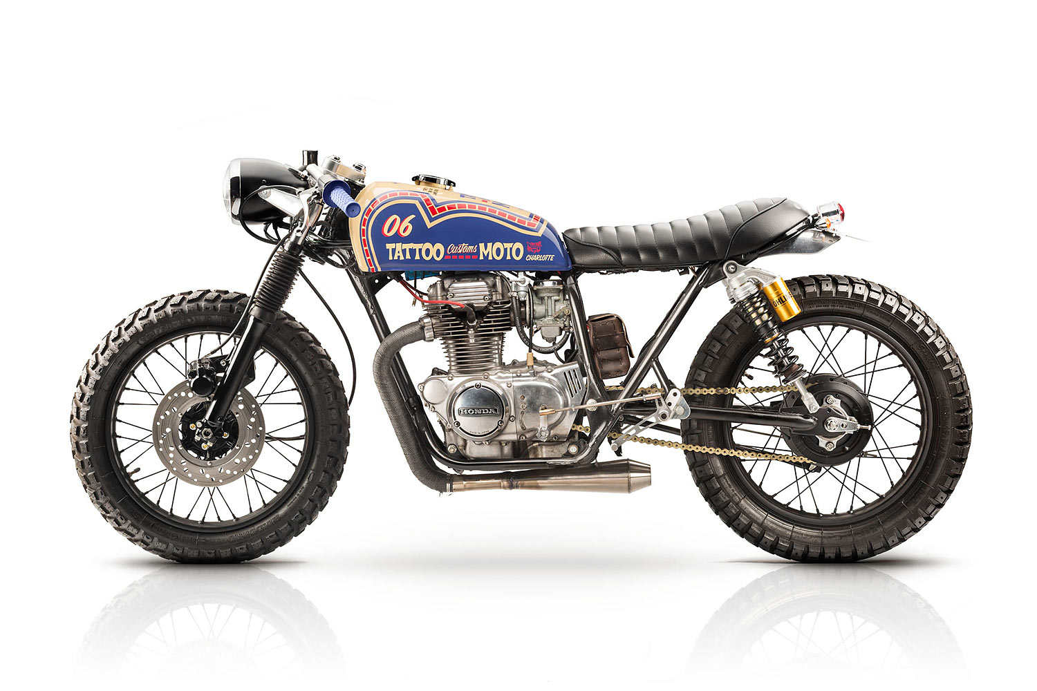 And His Hopelessly Stalled Honda CB360 Project Six Months Of Head Scratching Face Palming Nothingness Then A Beautiful Lightbulb Moment Hits Him