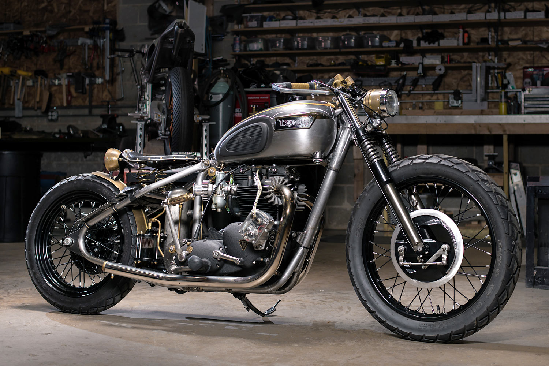 Triumph T Engine Build