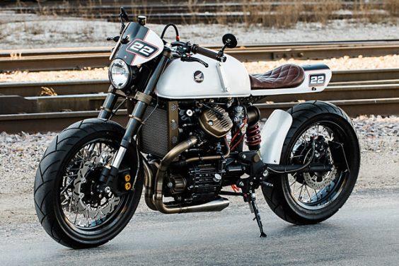 Top Shelf Chris Kent S Obersten Regal Honda Cx500 Racer Motorcycles