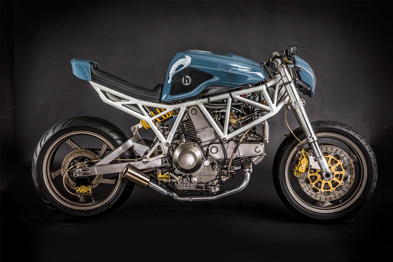H Garages Ducati 900SS Luigi Neo Racer