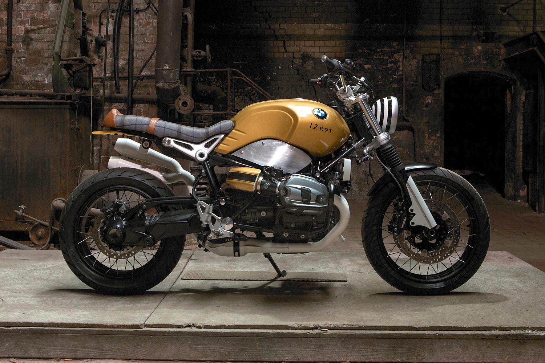 Bmw R Nin T >> RAD PLAID. A Very '70s BMW Scrambler by Hello Engine ...