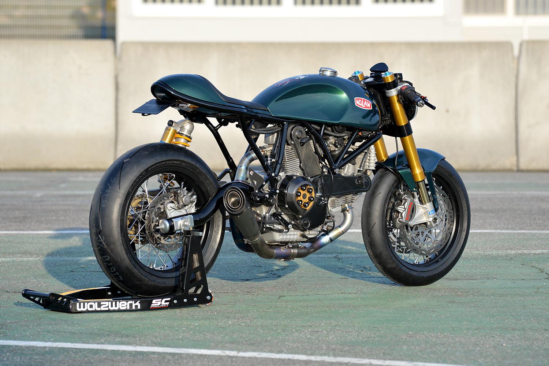 Winning By A Head Walzwerk S Nolan Ducati Sportclassic