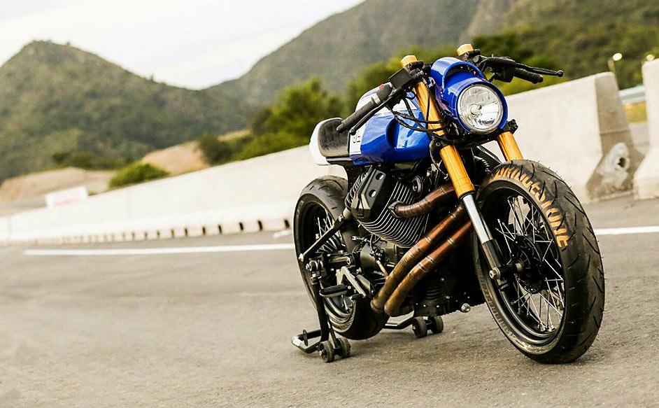 Moto Guzzi T Cafe Racer