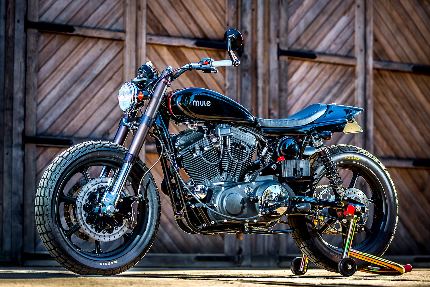 Dont Get Richard Started On What Passes For A Street Tracker These Days That Term Gets Thrown At All Sorts Of Builds Have Absolutely No Link To Dirt
