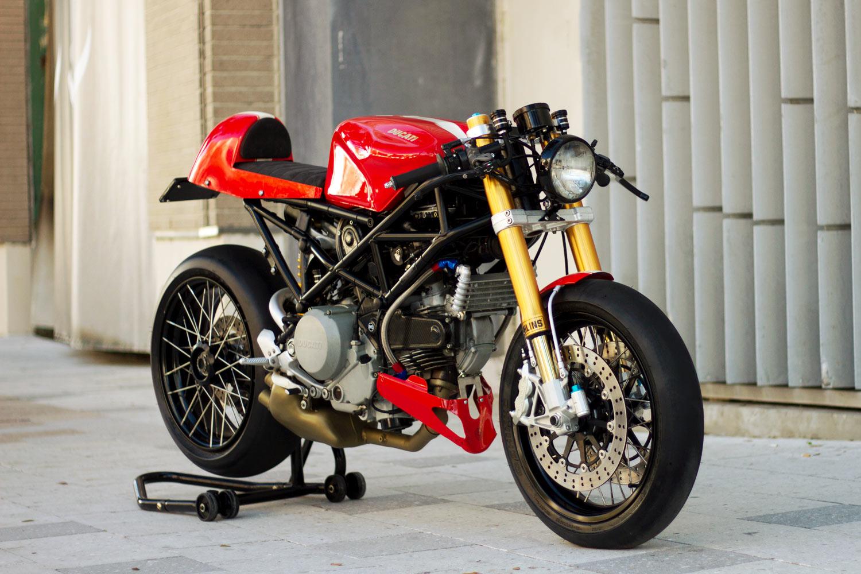 Ducati Chopper For Sale