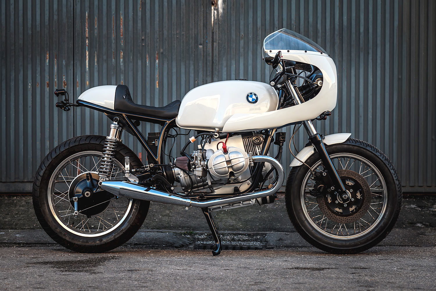 Apex Predator Macco Motor S Great White Bmw R100rs Cafe Racer