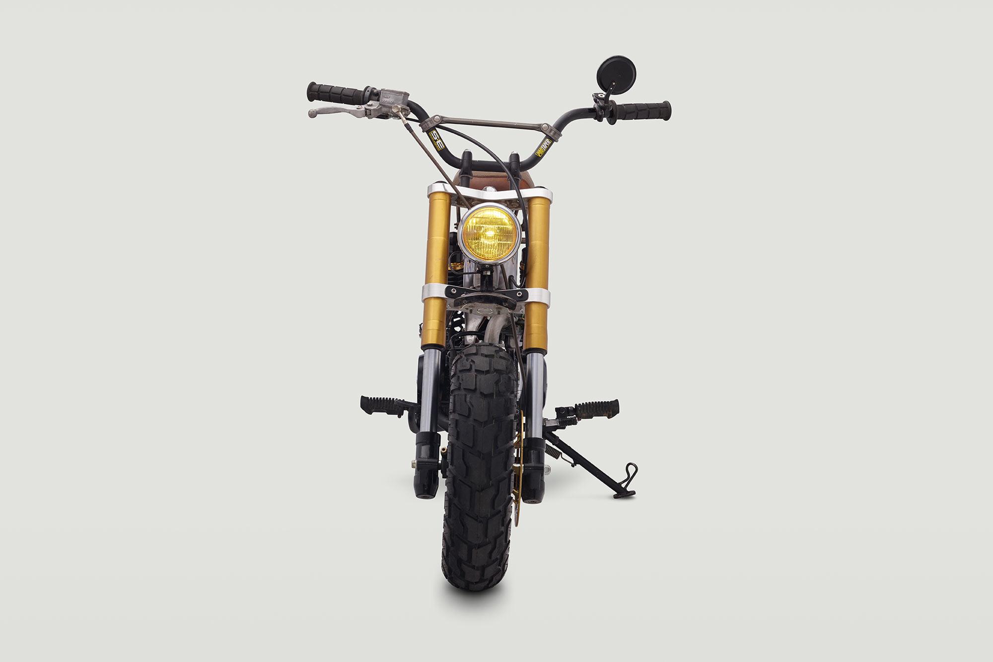 Livin The Dream Classified Motos Junior Honda Ct70 Scrambler